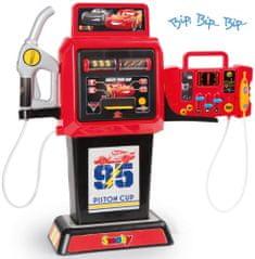 Smoby Cars 3 Töltőállomás hanggal és fénnyel