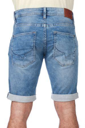 Pepe Jeans pánské kraťasy Track 33 modrá - Alternativy  e1c6071ce0