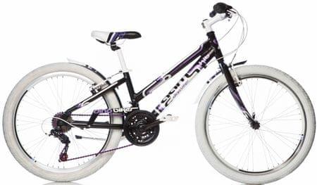 """Dino bikes Rower dziecięcy Aurelia 24"""" Girl"""
