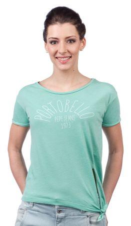 Pepe Jeans T-shirt damski Marta XS zielony