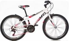 """Dino bikes Rower dziecięcy Aurelia 24"""" Boys"""
