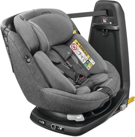 Maxi-Cosi AxissFix Plus 2020 Gyerekülés, Sparkling Grey