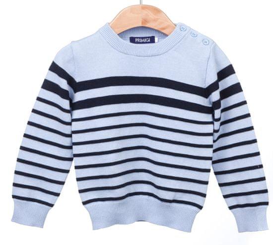 Primigi chlapecký svetr 74 modrá