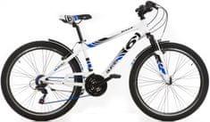 """Dino bikes Rower MTB Aurelia 26"""" Boy White 39/S 15,3"""""""