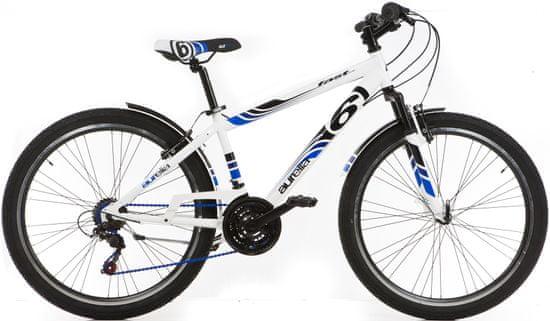 """Dino bikes Aurelia 26"""" chlapecké bílá 39/S 15,3"""" - použité"""