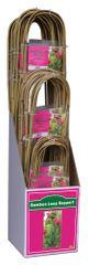 Previosa Podpery rastlín - bambus 60 cm, 9 ks