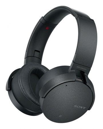 SONY MDR-XB950N1, fekete