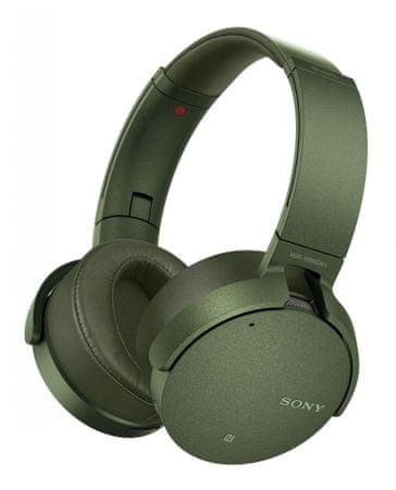 SONY MDR-XB950N1, zöld