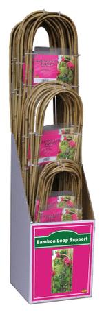 Previosa Podpery rastlín - bambus 90 cm, 9 ks