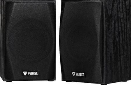 Yenkee YSP 2010BK USB Sztereó hangszórók