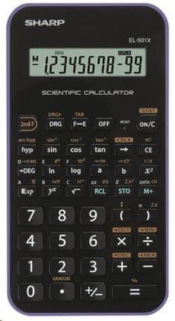 Sharp EL-501XVL Számológép