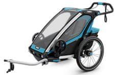 Thule športni voziček Chariot Sport1, moder