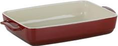 Kela Sütőedény MALIN 22 x 37,5 cm, piros