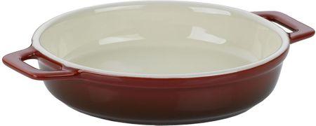 Kela okrągłe naczynie żaroodporne MALIN, 15 cm