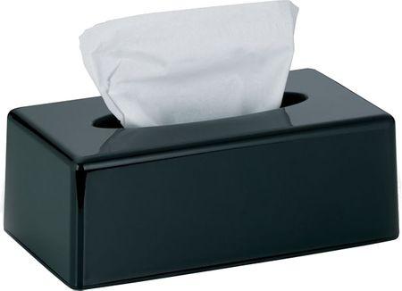 Kela Box na kapesníky Panno černá