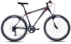 Capriolo brdski bicikl MTB Monitor 20, crno-crveni