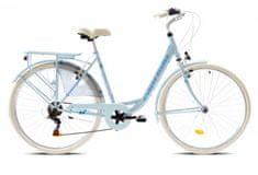 Capriolo gradski bicikl Tour Diana City, svjetloplavi