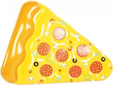 TM Toys Hatalmas felfújható matrac pizza 188x152 cm