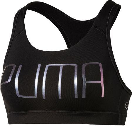 Puma športni modrček Power Shape, črn, XS