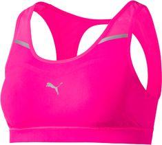 Puma biustonosz sportowy Power Shape Pure Knockout Pink