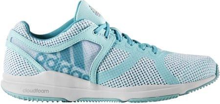 bf98362f33 Adidas Crazytrain Cf W Női edzőcipő, Fehér/Kék, 38 2/3   MALL.HU