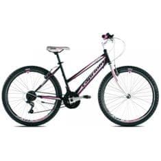 Capriolo brdski bicikl MTB Passion, crno-rozi
