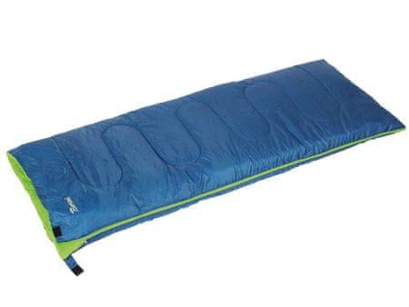 Bertoni spalna vreča Easy Cotton, modra