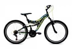 Capriolo brdski bicikl MTB CTX240, crno-plavi