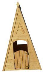 CUBS Detský drevený domček Filip