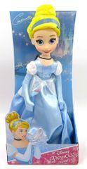 Disney Princezna Popelka - plyšová panenka 40cm