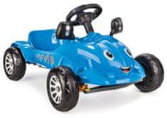 Pilsan Samochodzik pedałowy HERBY - niebieski