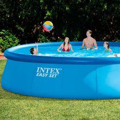 Intex bazen Easy Set 549 × 122 cm, s kartonskom pumpom, ljestvama, podlogom, presvlakom (28176NP)