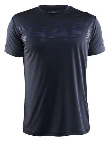 Craft moška majicaPrime Logo Tee, L, modra