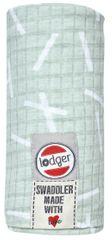 Lodger Swaddler Sprinkle Print