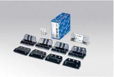 Cruz kit Optiplus Rail BMW X3 11->, AMRD935-523 - Odprta embalaža