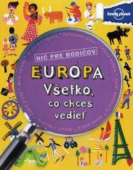 Gifford Clive: Európa - Všetko, čo chceš vedieť