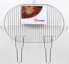 SOMAGIC Grilovací oválny rošt (495133CDS)