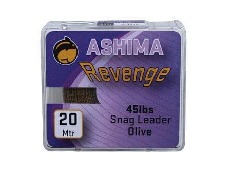 Ashima Protioděrová Šňůrka Revenge 20 m zelená