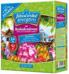 Bohatá zahrada Juhočeské hnojivo na rododendrony a azalky, 2 kg + 30 % zdarma (1202016)