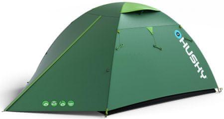 Husky Namiot Bird 3 Plus Green