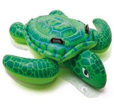 Intex Felfújható teknős, 150x127 cm (57524)