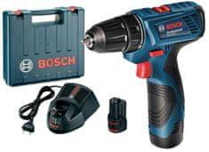 BOSCH Professional akumulatorska bušilica-odvijač GSR 120-LI (06019F7001)