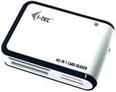 I-TEC Univerzális olvasó (USB 2.0), fehér