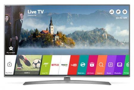 LG telewizor 49UJ670V