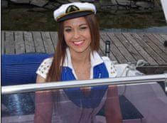 Allegria staňte se kapitánem lodi