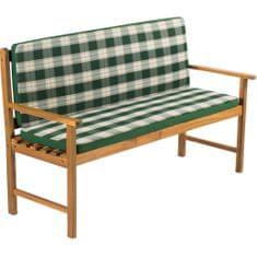 Fieldmann poduszka na ławkę FDZN 9108 zielona