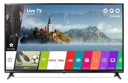 LG 4K TV prijemnik 43UJ630V