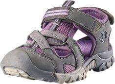 Reima otroški sandali Rigger, roza