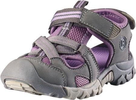 Reima otroški sandali Rigger, roza, 31