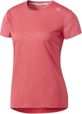 Adidas kratka sportska majica F15, roza M